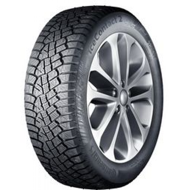 185/60 R14 Continental IceContact 2 KD 82T ш